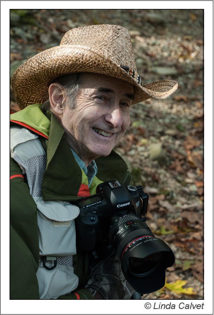 Photographer Steve Feingold, NYC Sierra Club Photo Committee