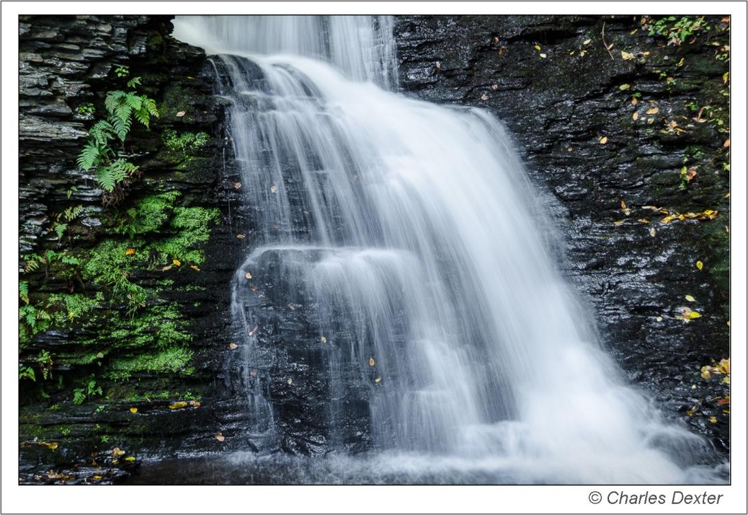 Upper Bridesmaid Falls