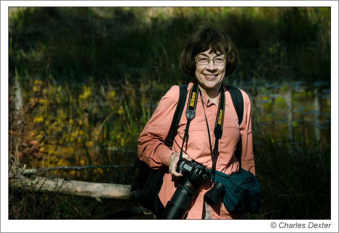 Photographer Linda Calvet, NYC Sierra Club Photo Committee