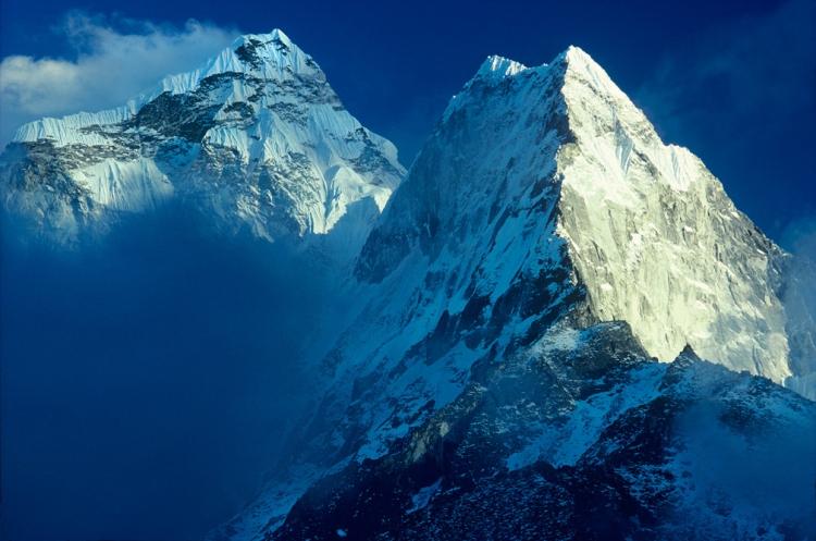 Nepal, Ortner Amadablam