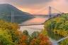 Photo, Dawn, Three Bridges © Nick Zungoli