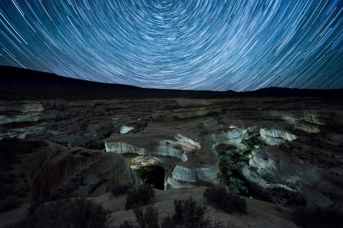 Photograph, © Matt Hill, Natural Bridges, Utah
