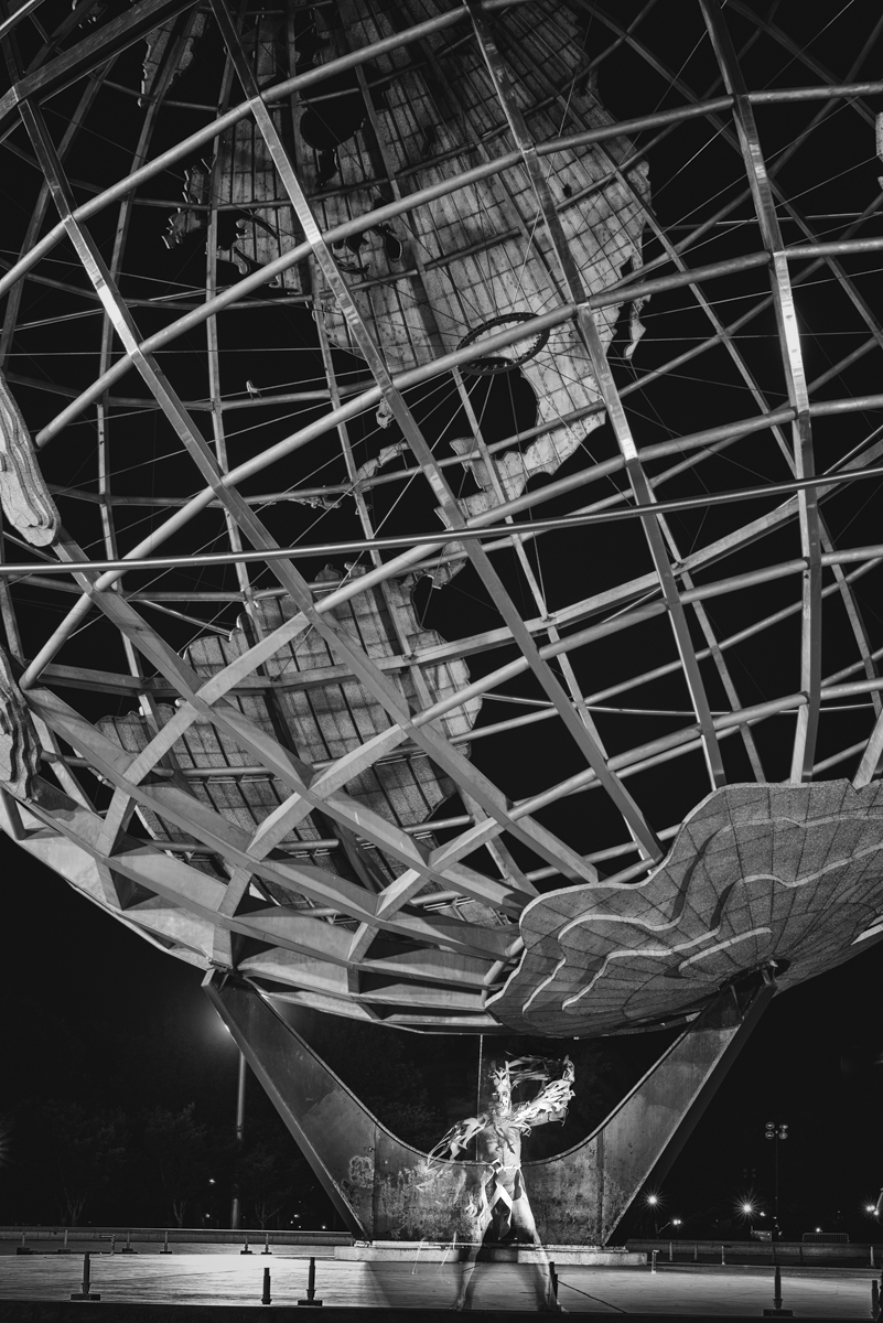 © Matt Hill, Flushing Meadows-Coronal Park, Unisphere