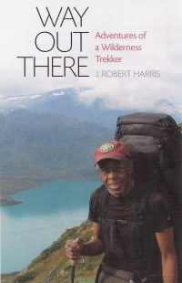 """Book cover """"Way Out There"""" by J. Robert Harris"""