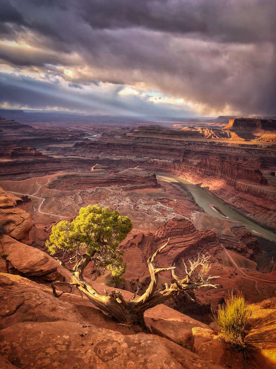 Color photograph of landscape, Moab, Utah © Clifford Pickett