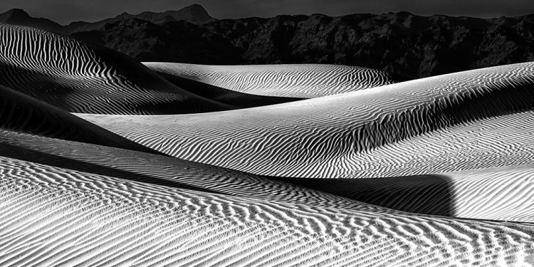 © Carlos L. Esquerra, Death Valley Dunes – #9438, Death Valley, CA
