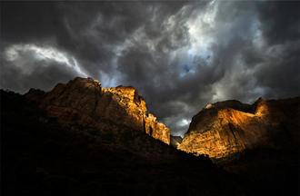 © Stephanie Schmidt, You Called my, Zion National Park, UT